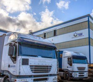 SAM Algeciras suma clientes de logística en seco mientras ultima su entrada en frío