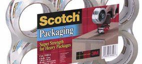 3M hace más ecológicas sus cintas de embalaje