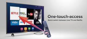 Los nuevos televisores Hisense incorporan la aplicación Netflix