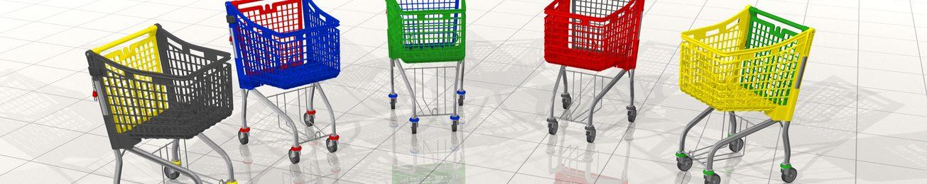 Informe de 2015 del mercado de carros y cestas para distribución alimentaria
