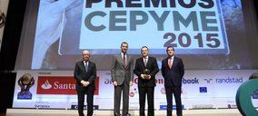 Molecor, premiada como mejor pyme del año