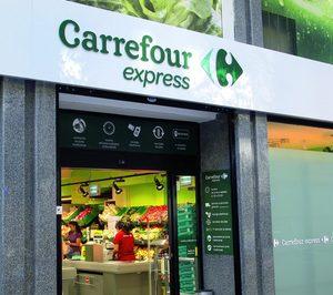 Carrefour se vuelca en la proximidad