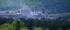 Informe de la industria de cemento en España 2015