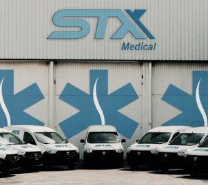 STX Medical potencia su flota