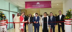 Eurofragance ha inaugurado su tercer centro creativo