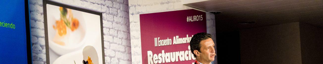 Crónica del Encuentro Alimarket Restauración Organizada 2015