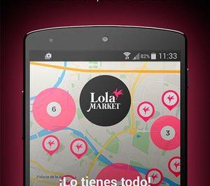 Nace Lola Market, una app para comprar en súpers, mercados y tiendas de barrio