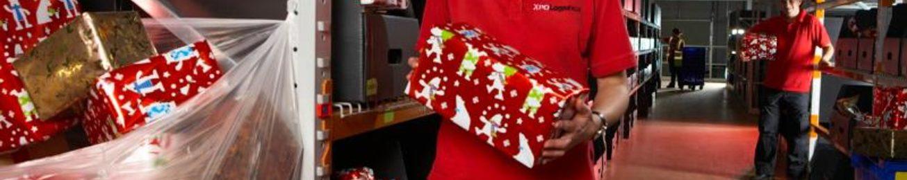 Las paqueteras refuerzan su plantilla en Navidad