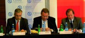 Juan Molas, reelegido por unanimidad para un tercer mandato como presidente de Cehat
