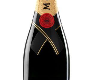 Hijos de Rivera distribuirá los champagnes de Moët Hennesy en Galicia
