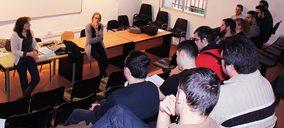 Fersay, ponente del programa Inicia de la Fundación Rafael del Pino