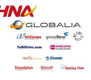El grupo chino HNA negocia hacerse con un 44% de Globalia