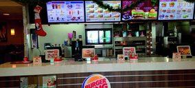 Megafood abre en Málaga su último Burger King del año
