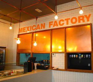 Mexican Factory abrirá su primer local a pie de calle y comenzará a franquiciar