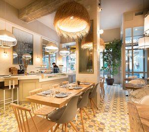Sushita pondrá en marcha este año dos restaurantes con servicio a mesa