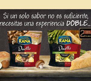 Rana marca récord histórico y dinamiza el lineal de pasta fresca