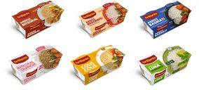Ebro Foods remata 2015 con una decena de lanzamientos