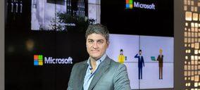 Tiago Monteiro, nuevo director de la división de Servicios de Microsoft Ibérica