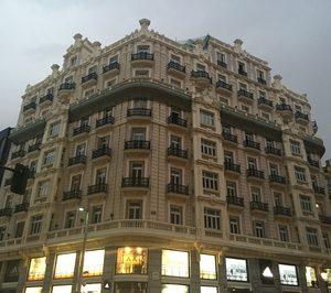 NH Hotel Group se queda con un clásico de la Gran Vía madrileña