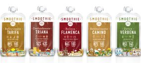 Verdifresh entra en la categoría de smoothies