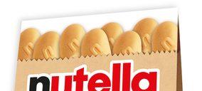 Ferrero entra en galletas con Nutella B-ready