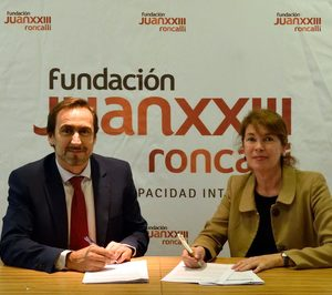 Fundación Juan XXIII Roncalli firma un acuerdo logístico con Schweppes