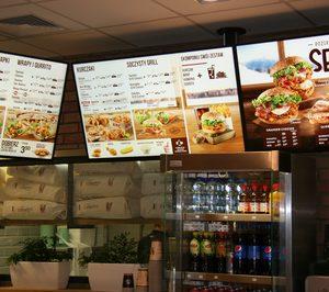 Toshiba y M4B instalarán menus digitales en los KFC del grupo AmRest