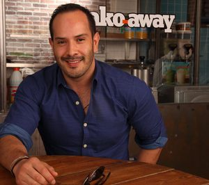 Óscar Camacho (Tako-Away): A medio plazo creceremos preferentemente mediante franquicias