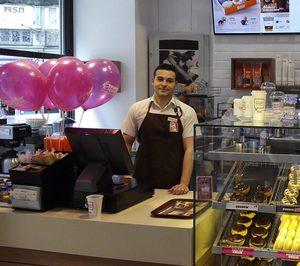 Dunkin Coffee desembarca en Valencia