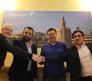 Grupo La Andaluza firma un franquiciado maestro en Reino Unido e Irlanda
