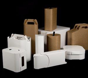 SCA lanza Arcwise, un embalaje de cartón ondulado con formas curvas
