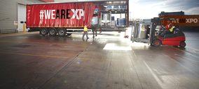 XPO Logistics avanza un 4,3% en España