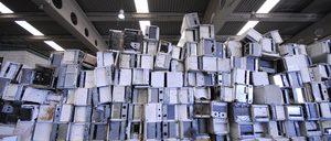 Análisis sobre el Reciclaje de electrodomésticos   en España 2016