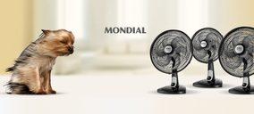 Mondial ya vende sus ventiladores de 6 aspas