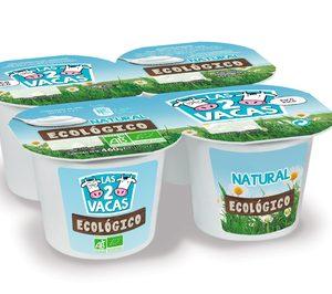 Danone entra en yogures ecológicos con 'Las 2 Vacas'