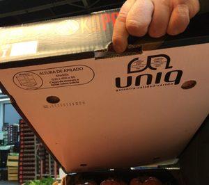 Salen al mercado las primeras cajas con el sello de calidad Uniq