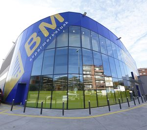 Uvesco invierte 7M en un nuevo centro en Irún