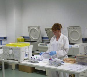 Cogesa potencia su actividad de logística biosanitaria
