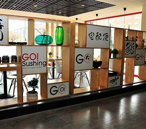 Go! Sushing estrena en otro municipio madrileño