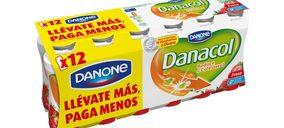 Danone estrena campaña para Danacol