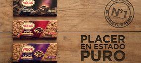 Chocolates Valor publicita sus tabletas tradicionales