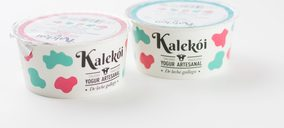 Kalekói, nueva empresa de yogures en el mercado