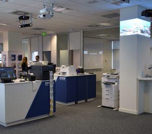 Epson inaugura oficinas en madrid noticias de electro en for Oficinas centrales sanitas madrid