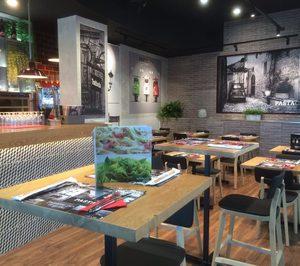 Pasta City vuelve a Madrid y alcanza ocho locales en toda España