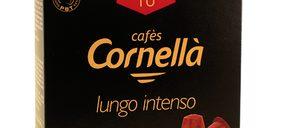 Cafés Cornellá presenta cápsulas compatibles con Nespresso