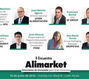 II Encuentro Alimarket Soluciones de Envasado para Gran Consumo, 'Alianzas Necesarias'