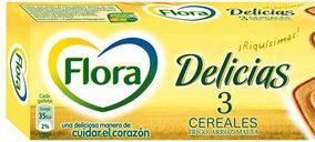 Arluy asume la comercialización de las galletas Flora de Unilever