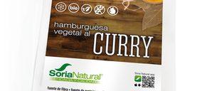 Soria Natural amplía su gama de hamburguesas vegetales