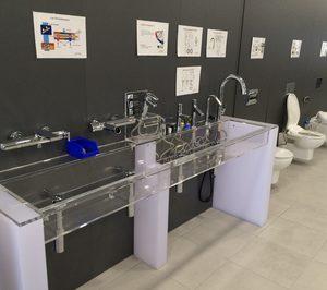 Jacob Delafon abre una nueva sala técnica
