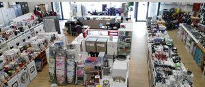 Informe y Organigrama de Distribución de Electrodomésticos por sala de venta en España 2016